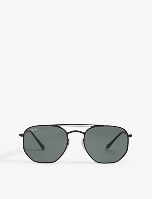 RAY-BAN RB3609 square-frame sunglasses