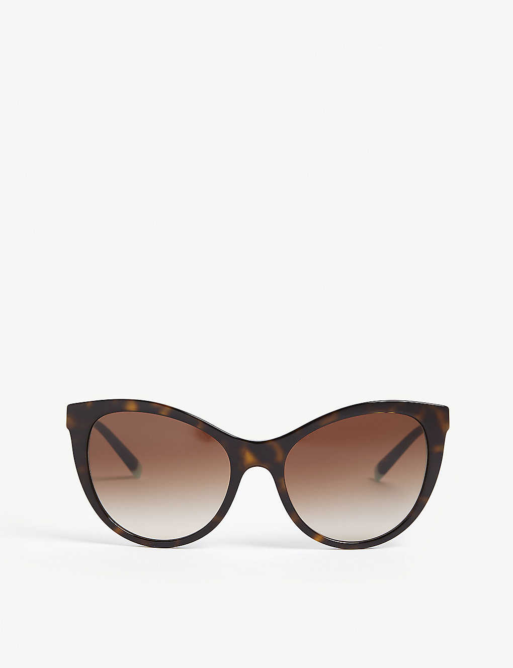 TIFFANY & CO: Tf4159 cat-eye sunglasses