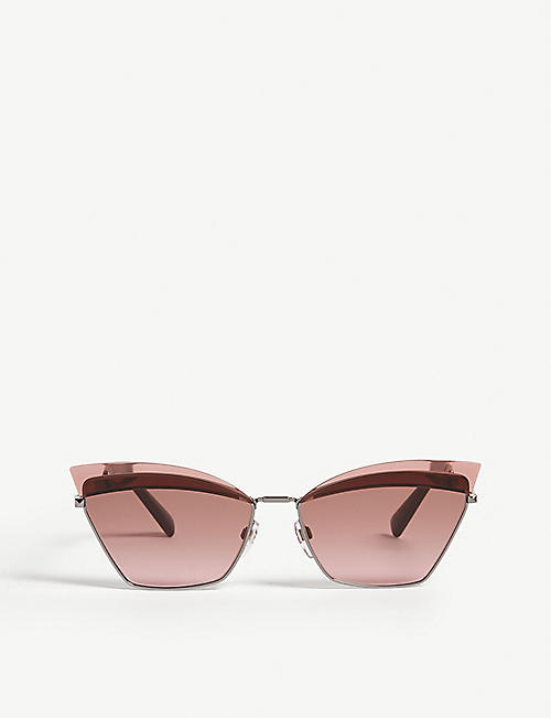 VALENTINO VA2029 cat-eye-frame sunglasses