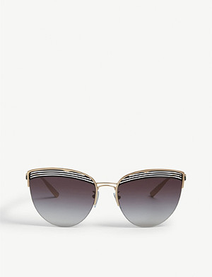 BVLGARI BV6118 cat-eye sunglasses