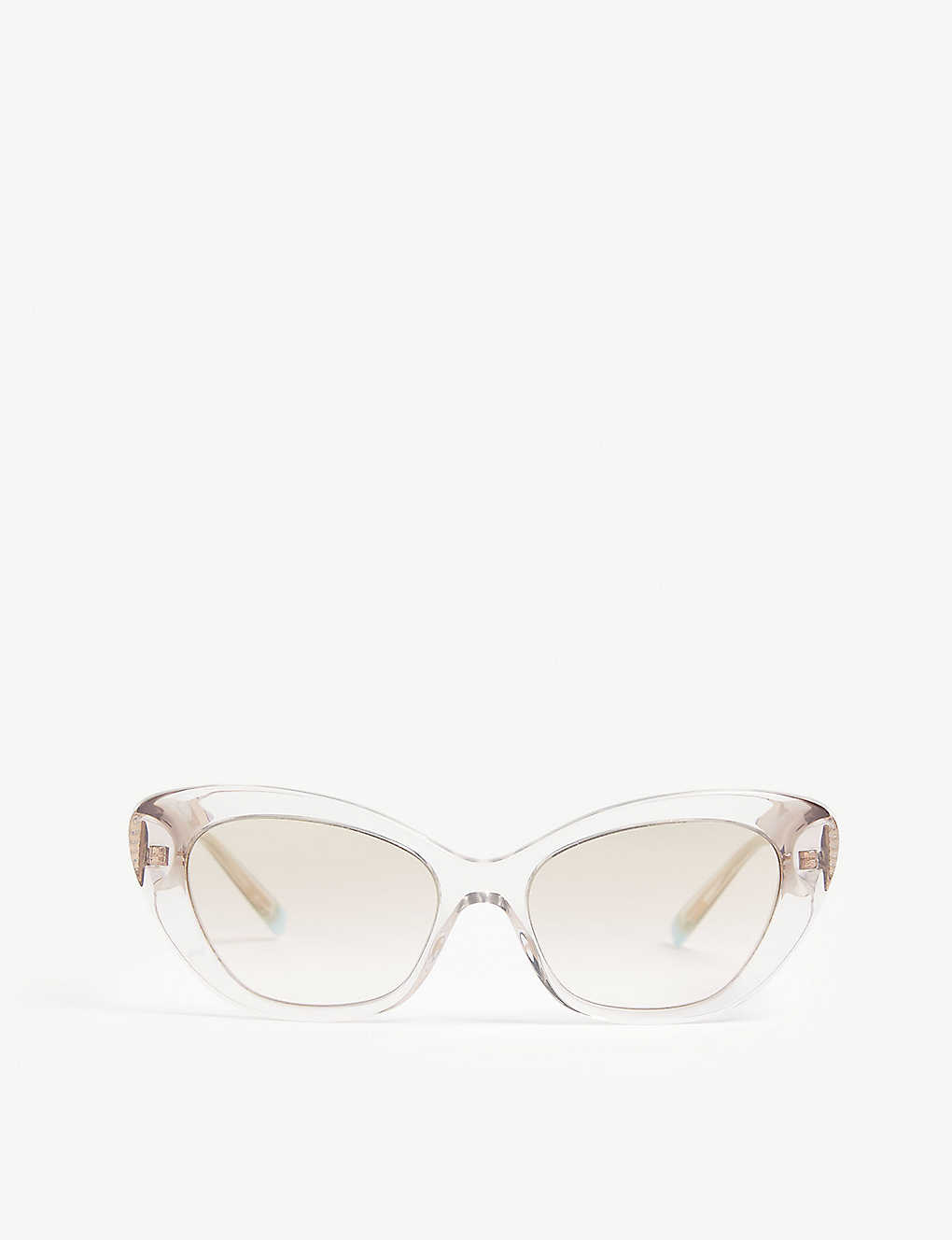 TIFFANY & CO: TF4158 cat-eye sunglasses