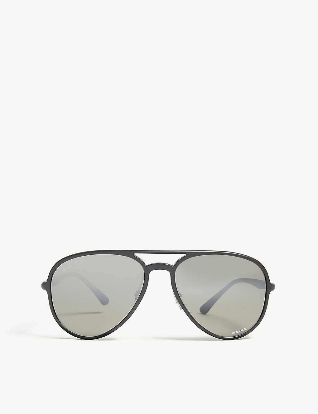 RAY-BAN: RB4320 Chromance Aviator sunglasses