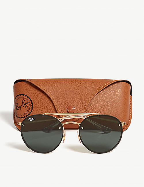 cd7b215952ecf Ray Ban Sunglasses - Aviators   Wayfarers