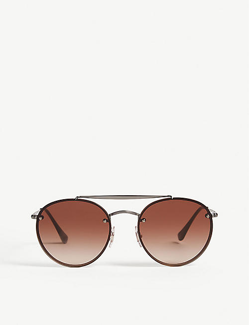 9668ba9232b Ray Ban Sunglasses - Aviators   Wayfarers