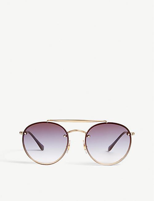 d0fe81e8bcb56 Ray Ban Sunglasses - Aviators   Wayfarers