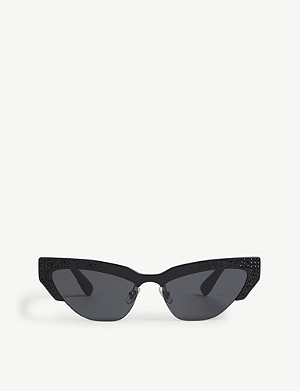 MIU MIU MU04U cat-eye-frame sunglasses