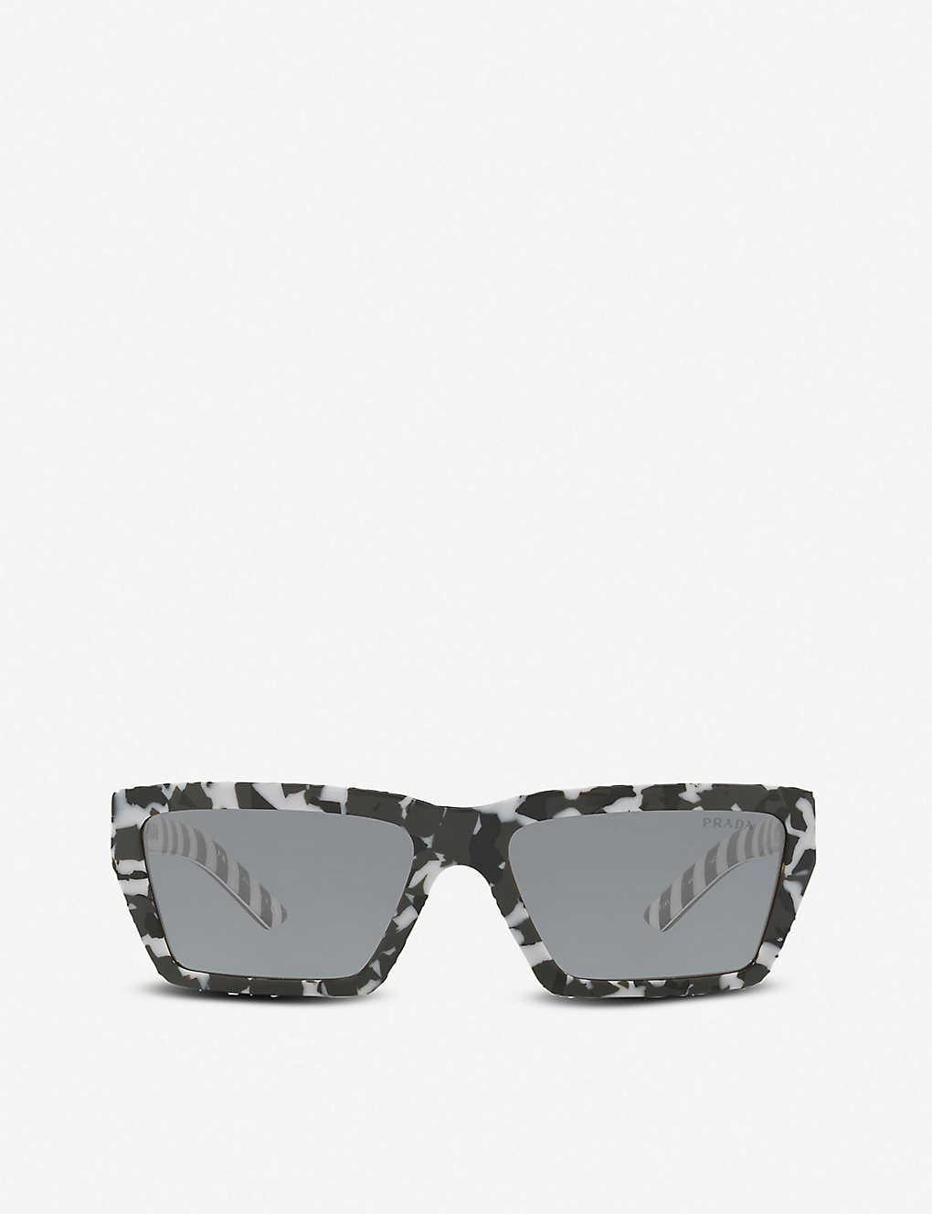 eae012350c367 PR 04VS 57 Disguise sunglasses - Black ...