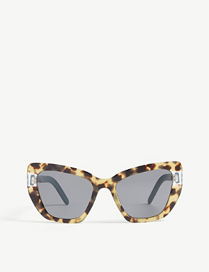 PRADA PR08V cat-eye-frame sunglasses