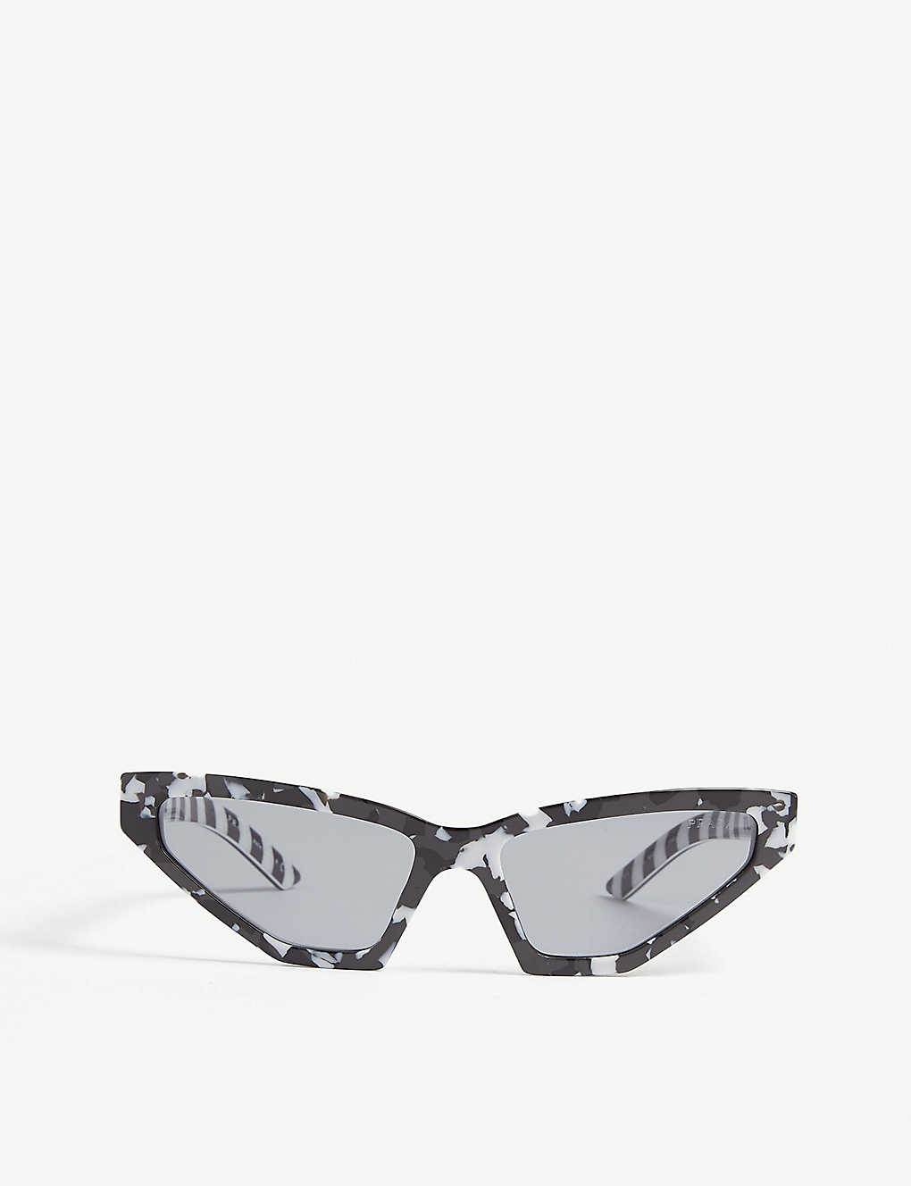 PRADA: PR12V cat-eye-frame sunglasses