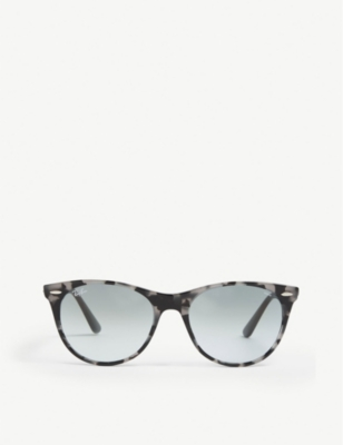 RAY-BAN RB2185 square-frame sunglasses