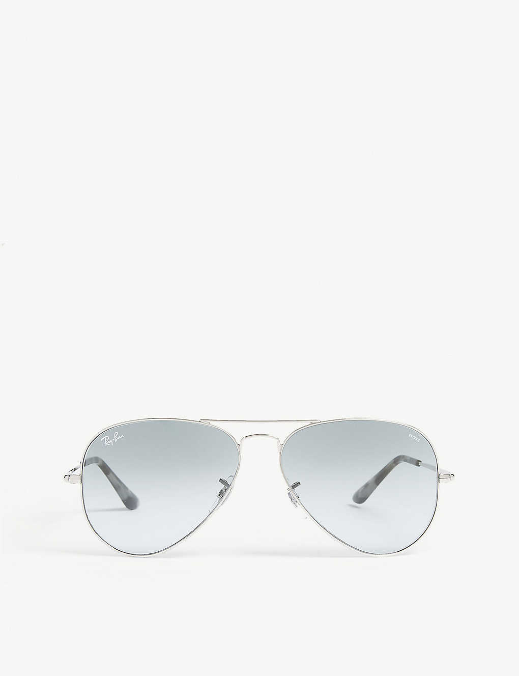 RAY-BAN: RB3689 Aviator sunglasses