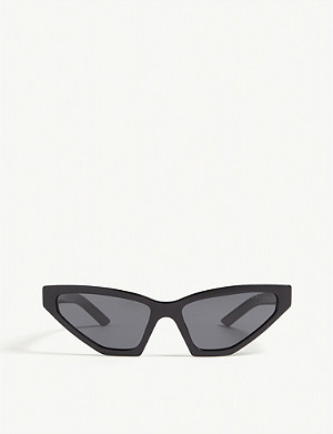 PRADA PR12V cat-eye-frame sunglasses