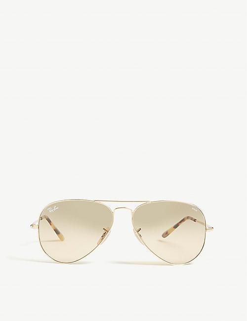 b44fc9c51998 Ray Ban Sunglasses - Aviators   Wayfarers