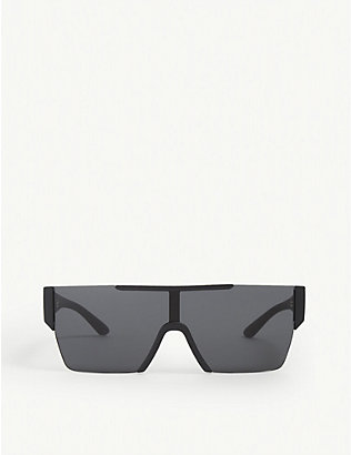 BURBERRY: BE4291 square-frame sunglasses