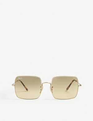 RAY-BAN RB1971 square-frame sunglasses