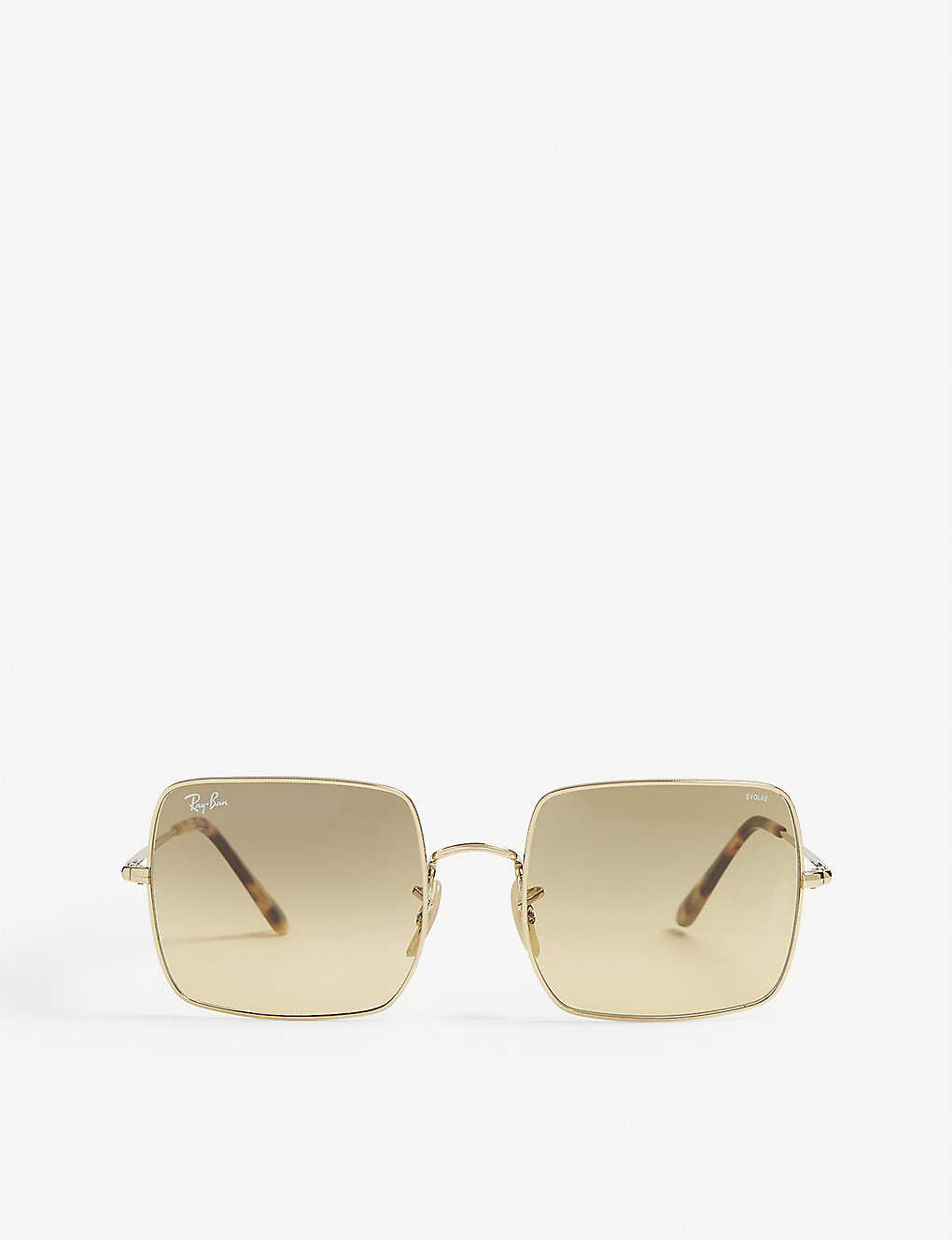 RAY-BAN: RB1971 square-frame sunglasses
