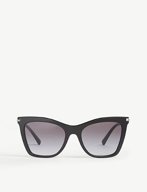VALENTINO Va4061 cat-eye frame sunglasses