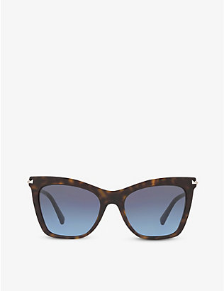 VALENTINO GARAVANI: VA4061 cat-eye frame sunglasses