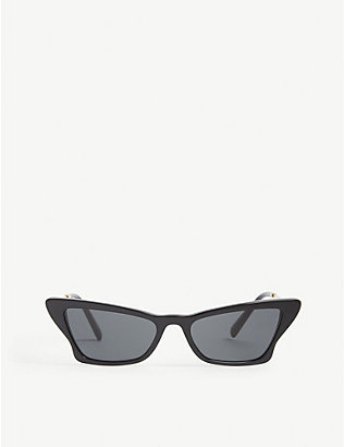 VALENTINO GARAVANI: VA4062 53 cat-eye sunglasses