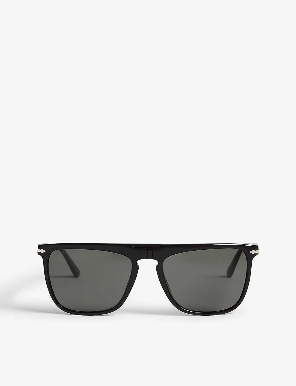 56067496d2c3 PERSOL - PO3225 square-frame sunglasses | Selfridges.com