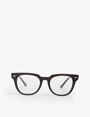 RAY-BAN RB5377 square-frame glasses