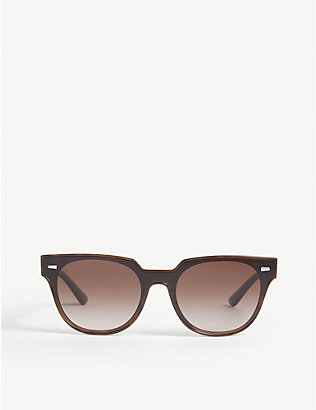 RAY-BAN: Meteor square-frame sunglasses