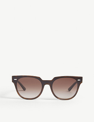 RAY-BAN Meteor square-frame sunglasses