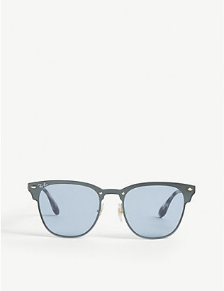 RAY-BAN: RB3576 square-frame sunglasses