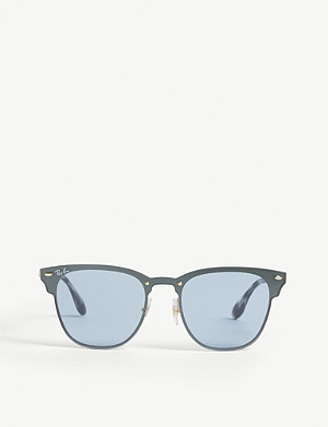RAY-BAN RB3576 square-frame sunglasses