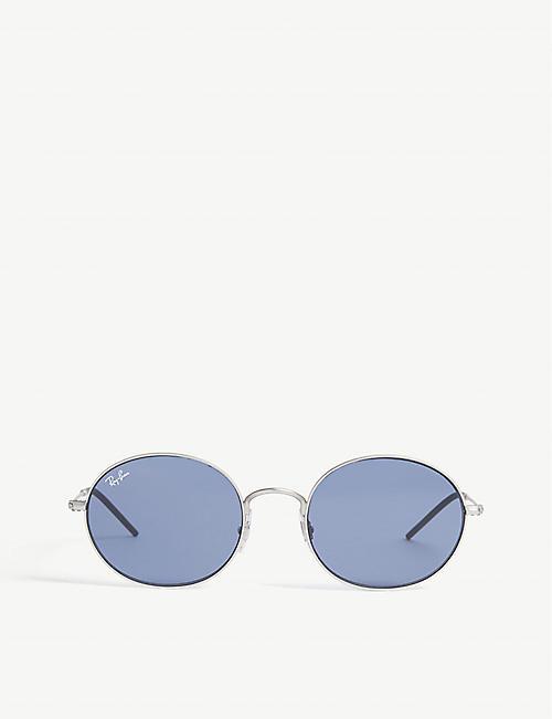 02aae51d6 Ray Ban Sunglasses - Aviators & Wayfarers | Selfridges