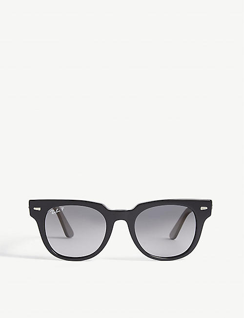 RAY-BAN RB2168 Meteor square-frame sunglasses