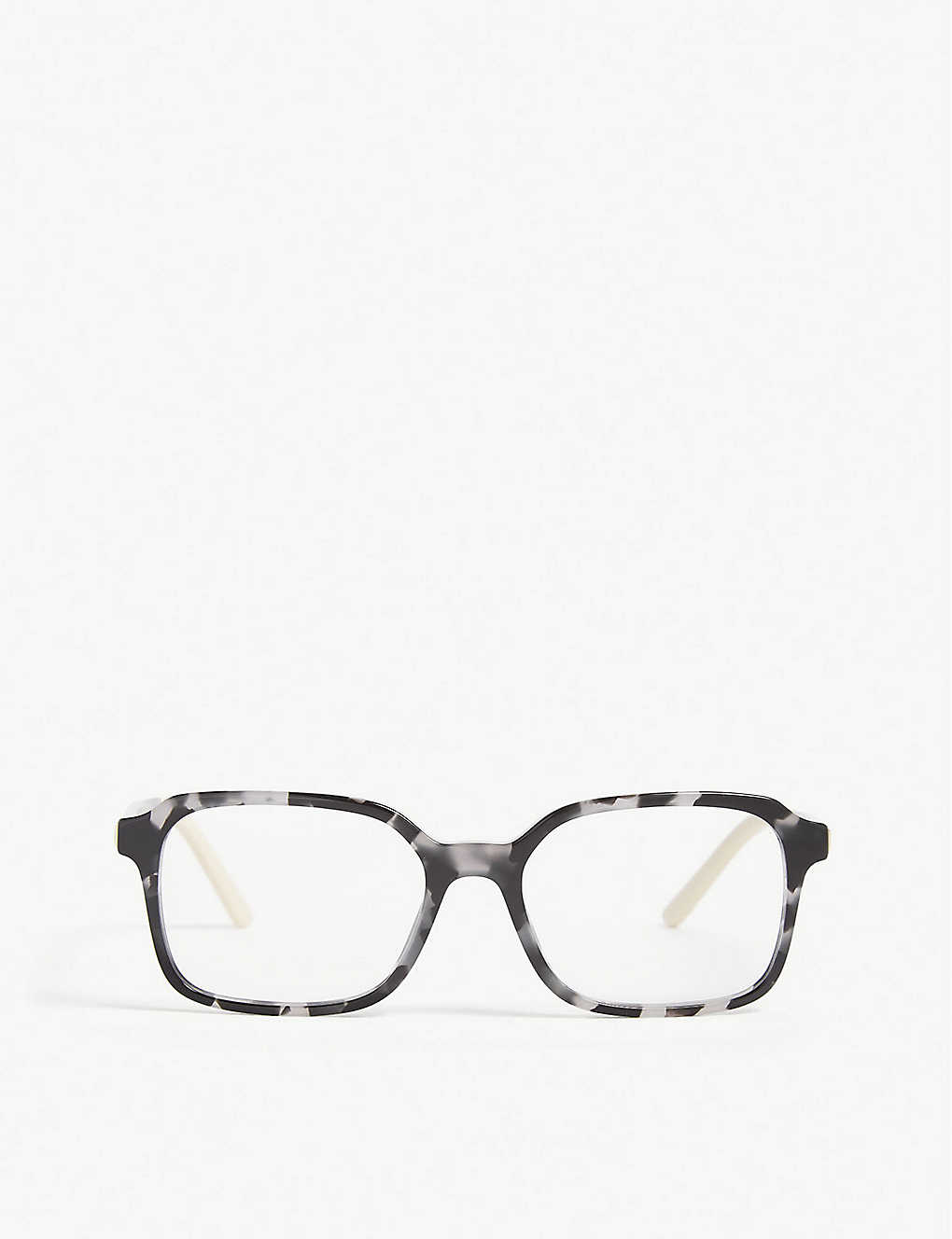 PRADA: PR03X square-frame glasses