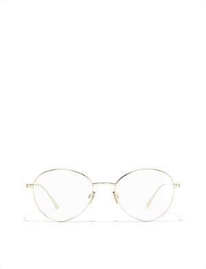 CHANEL Pilot glasses