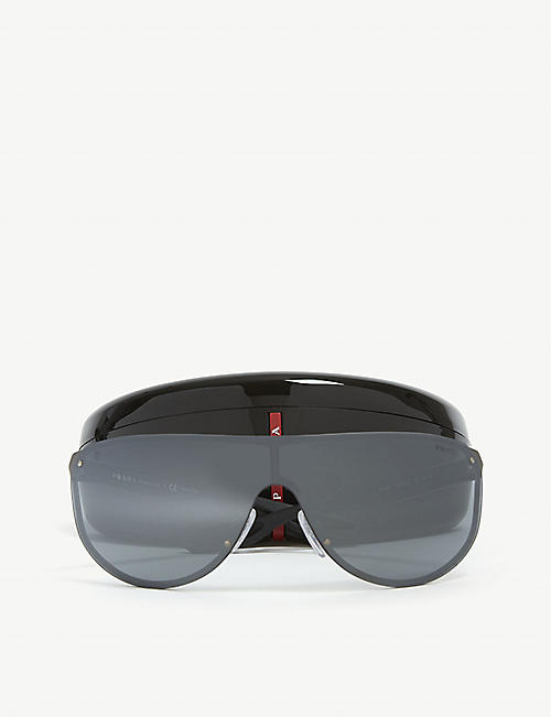 PRADA LINEA ROSSA PS 61US 40 Active sunglasses