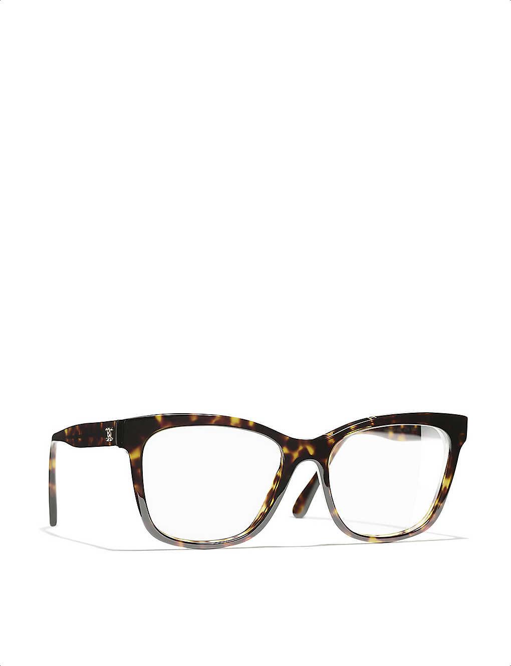 CHANEL: Square glasses