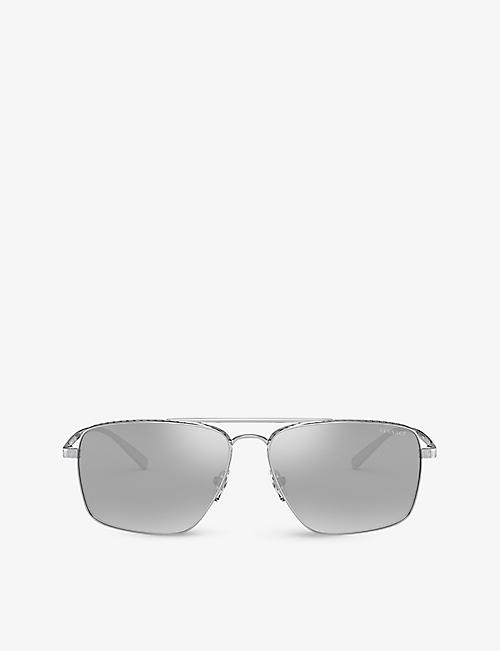 VERSACE: VE2166 metal sunglasses