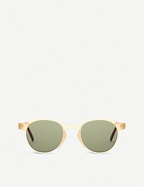 RETRO SUPER FUTURE The Iconic Series round-frame sunglasses