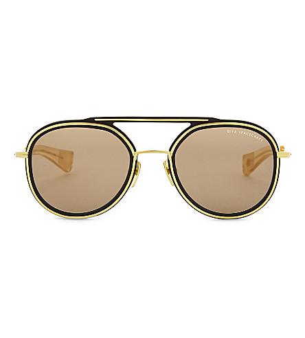 0e0cc6ab8a6 DITA - Spacecraft round-frame sunglasses