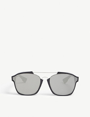 DIOR Abstract irregular-frame sunglasses