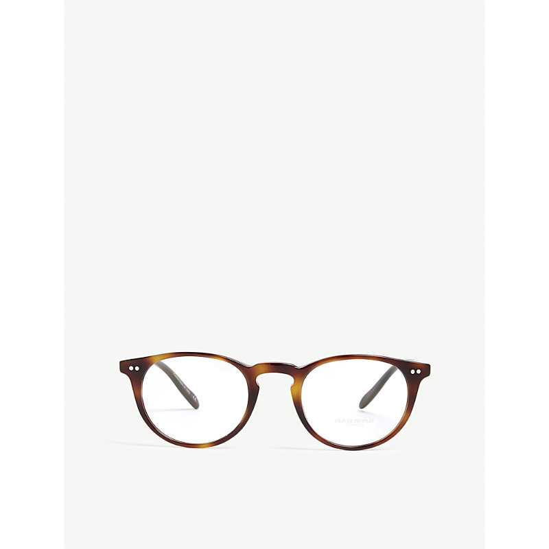 OLIVER PEOPLES | Riley-R Phantos Sunglasses | Goxip