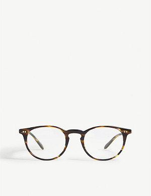 OLIVER PEOPLES Riley-R Round-Frame Optical Glasses