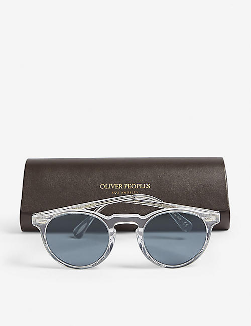 OLIVER PEOPLES Gregory Peck Phantos sunglasses