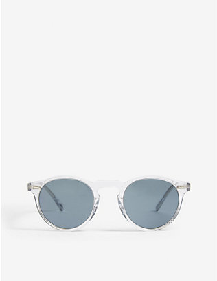OLIVER PEOPLES: Gregory Peck Phantos sunglasses