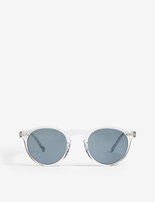 baeeccd359 OLIVER PEOPLES Gregory Peck Phantos sunglasses
