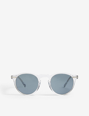 OLIVER PEOPLES gregory派克·潘托斯太阳镜