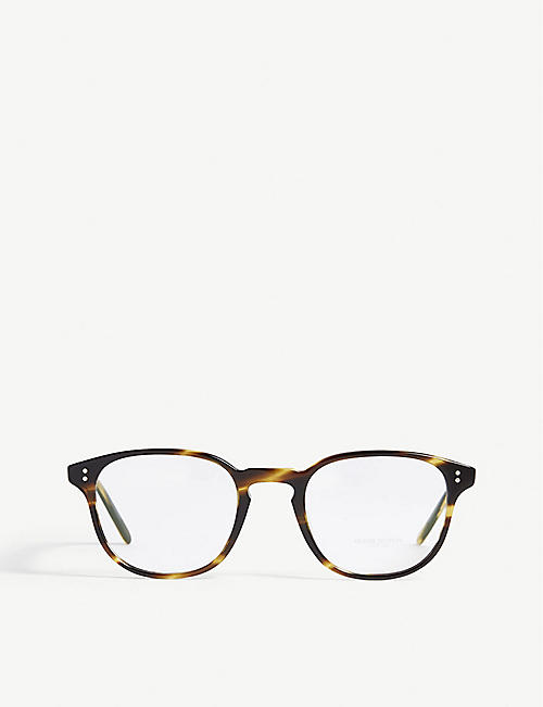 e357eba08a OLIVER PEOPLES OV5219 Fairmont square-frame glasses
