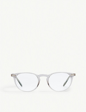 OLIVER PEOPLES Riley-R phantos-frame optical glasses