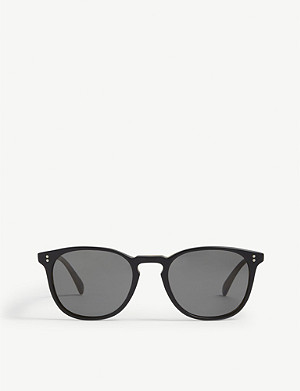 OLIVER PEOPLES OV5298 Finley Esq. square-frame sunglasses