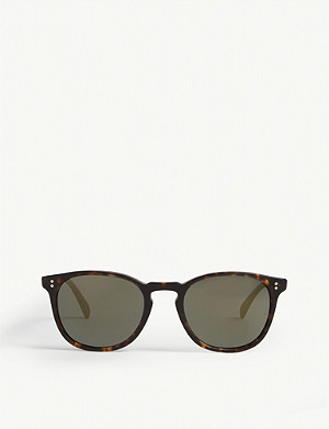 OLIVER PEOPLES OV5298 Finley Esq.方形框架太阳镜