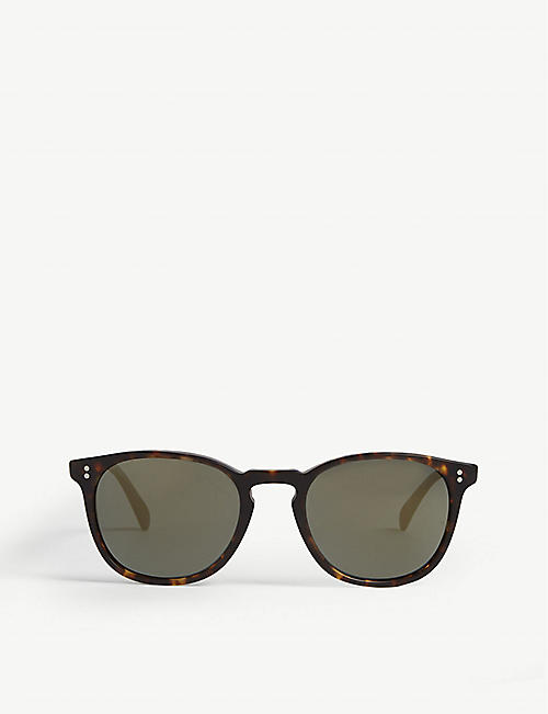 OLIVER PEOPLES: OV5298 Finley Esq. square-frame sunglasses